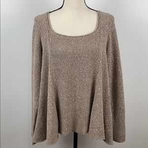 Free People Long Sleeve Sweater Size L